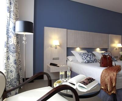 Doppelzimmer Nuevo Boston Hotel