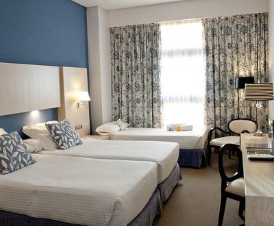 Familienzimmer Nuevo Boston Hotel