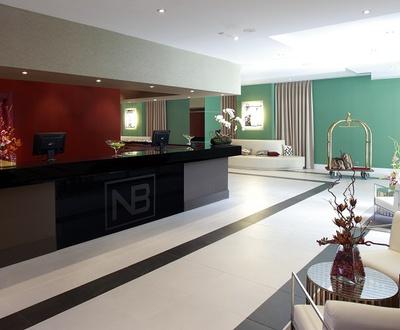 Empfang Nuevo Boston Hotel
