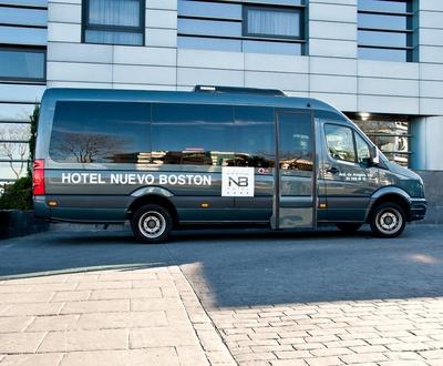Transfer Nuevo Boston Hotel