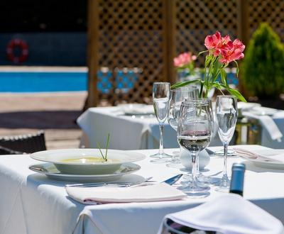 Restaurant Nuevo Boston Hotel