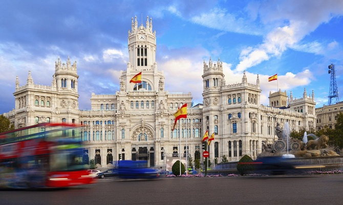TRANSFERS STADTZENTRUM Nuevo Boston Hotel Madrid-Flughafens