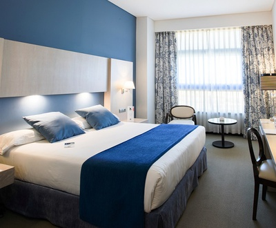 Standardzimmer Nuevo Boston Hotel