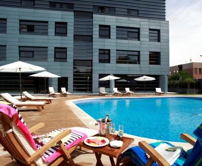 Swimmingpool Nuevo Boston Hotel