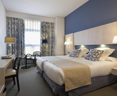 Zimmer Nuevo Boston Hotel